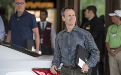 CBS Eyeing Former Disney COO, Tom Staggs, for Chief Executive