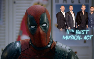 "Deadpool Defends Nickleback in New ""Once Upon a Deadpool"" Trailer"