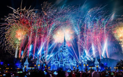 Disney Parks to Live Stream Magic Kingdom New Year's Eve Countdown Celebration