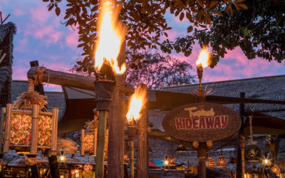 Disneyland Gives First Look Inside The Tropical Hideaway