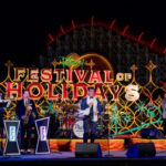 Disneyland Resort Parks Celebrate New Year's Eve with Live Entertainment