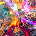 "Marvel Releases Teaser for New Crossover Comic Event ""The War of the Realms"""