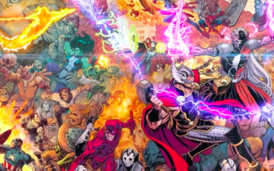 """Marvel Releases Teaser for New Crossover Comic Event """"The War of the Realms"""""""