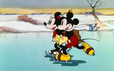 Mickey on Ice - Five Classic Disney Cartoon Shorts to Watch This Winter