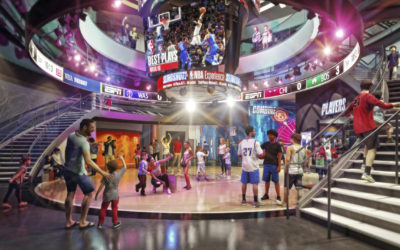 New Details for NBA Experience Coming to Disney Springs Announced