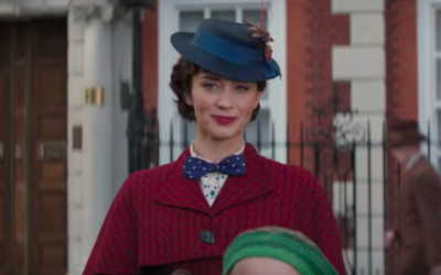 "New ""Mary Poppins Returns"" Clip and Featurette go Behind the Scenes of the Film's Biggest Musical Number"
