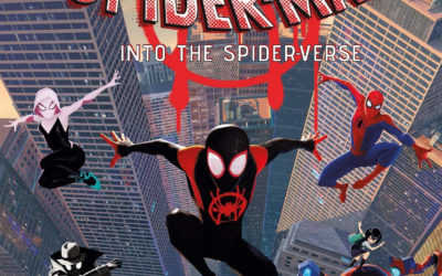 "Review - ""Spider-Man: Into the Spider-Verse - The Official Movie Special"""