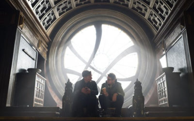"Scott Derrickson Sets Reported Return to Direct ""Doctor Strange"" Sequel"