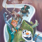 "Second ""Disney Frozen"" Comic Book Series Announced by Dark Horse Comics"