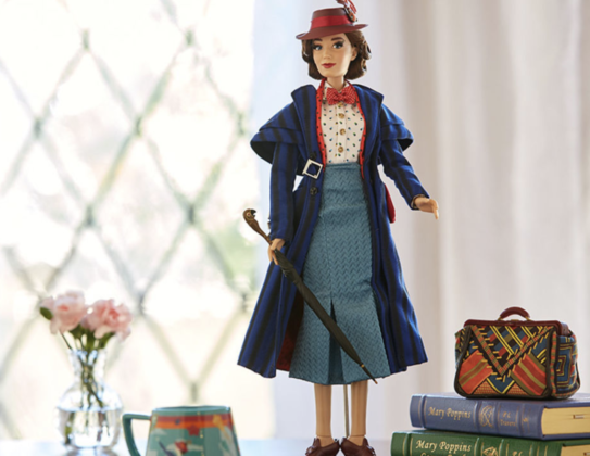 Mary Poppins Returns Doll