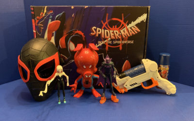 """Toy Review - """"Spider Man: Into the Spider-Verse"""" by Hasbro"""