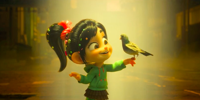 Watch Ralph Breaks The Internet Star Sarah Silverman Record A Place Called Slaughter Race Laughingplace Com