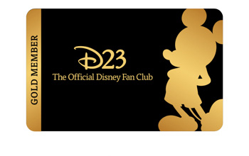 D23 Announces Price Increases for Gold Memberships
