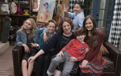 """Disney Channel Orders Second Season of """"Coop & Cami Ask the World"""""""