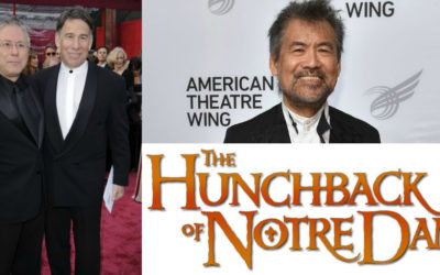 """Disney Reportedly Developing Live-Action """"Hunchback"""" Musical"""