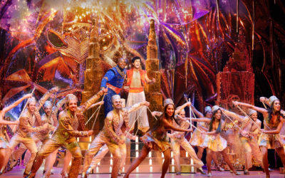 "Disney's ""Aladdin"" on Broadway Welcomes New Cast Members Ahead of 5th Anniversary"