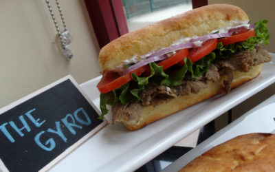 Earl of Sandwich Still Going Strong at Disneyland Resort, Introduces New Earl's Gyro Sandwich