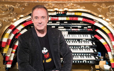 """El Capitan Theatre Hosting """"To Disney With Love"""" Concert From House Organist Rob Richards"""