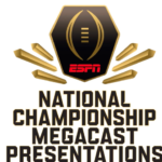ESPN's College Football Playoff National Championship Megacast to Include New Presentations