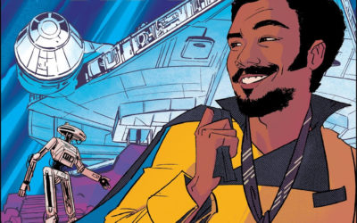 """Book Review - """"Star Wars: Flight of the Falcon - Lando's Luck"""""""
