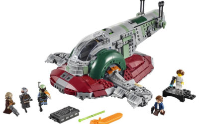 LEGO Announces New 20th Anniversary Star Wars Sets