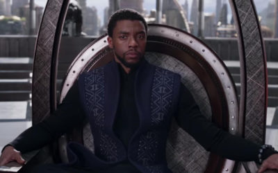 """Marvel's """"Black Panther"""" to Return to AMC Theaters with Free Screenings for Black History Month"""