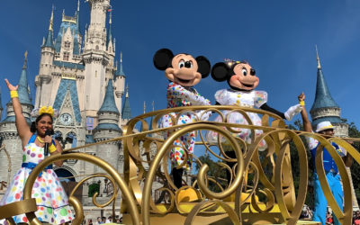 Move It! Shake It! MousekeDance It! Street Party Debuts at Magic Kingdom