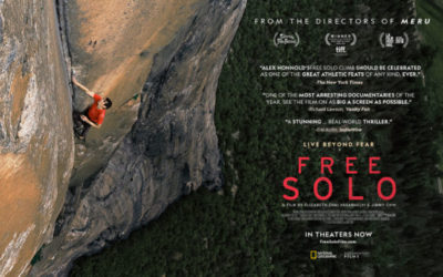 """National Geographic Offers Complementary Tickets To """"Free Solo"""" For Federal Employees"""