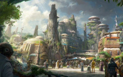 New Details Emerge for Disneyland's Star Wars: Galaxy's Edge
