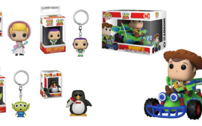 """New """"Toy Story"""" Funko Pop! Figures Will Debut This Spring"""