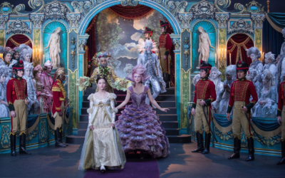 "Costumes of the Realms: An Interview with Jenny Beavan on ""The Nutcracker and the Four Realms"""