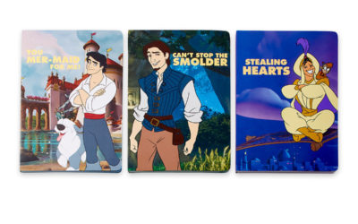 Oh My Disney Dashing Prince Collection Debuts on shopDisney