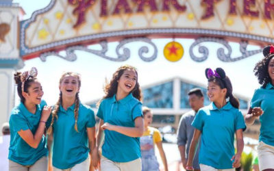 Registration Open for 2019 Celebrate Girl Scouts Weekends at Disneyland Resort