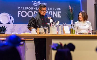 Reservations Now Open For Disney California Adventure Food & Wine Festival Experiences