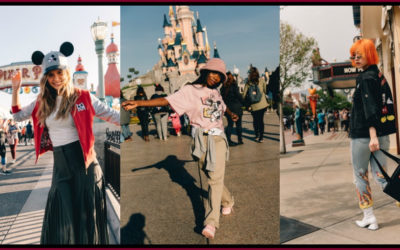 See Disney Fashion Around the World with Disney x Vogue: Main Street Style