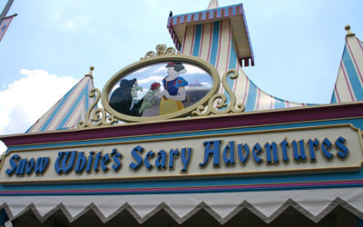 Extinct Attractions: Snow White's Scary Adventures and Mr. Toad's Wild Ride