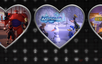 Square Enix, Disney Launch Kingdom Hearts III - Share Your Heart Out Campaign and Sweepstakes