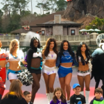 The NFL Comes to Disney Springs for a Pro Bowl Pep Rally