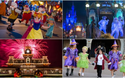 Tickets Now on Sale for Mickey's Not-So-Scary Halloween Party at Walt Disney World