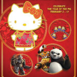 Universal Studios Hollywood Celebrates Lunar New Year with Themed Experiences and Special Characters