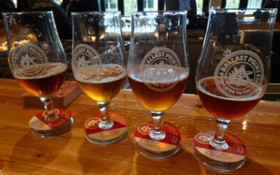 Video: Ballast Point Brewing Company Opens at Disneyland Resort with Beer, Food, and Fun Pirate Decor