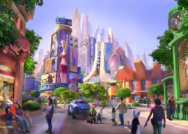 Zootopia-Themed Land Announced for Shanghai Disneyland