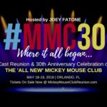All New Mickey Mouse Club Will Celebrate 30th Anniversary at WDW and MEGACON Orlando