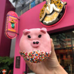 Celebrate the Year of the Pig With the New Pig Doughnut at Voodoo Doughnut at Universal Studios Hollywood