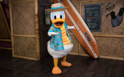 Donald Duck's Seaside Brunch Coming to PCH Grill This March