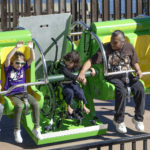 Give Kids the World Village Unveils Kelly's Sunny Swing, a Wheelchair Accessible Attraction
