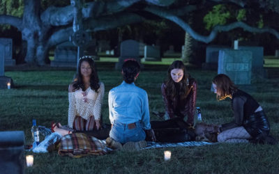 """Hulu Orders Second Season of Supernatural Thriller """"Light as a Feather"""""""