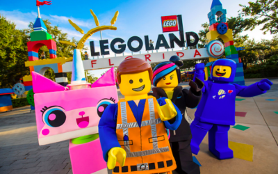 "LEGOLAND Florida Celebrates ""Year of Awesome"" with Opening of THE LEGO MOVIE WORLD, THE LEGO MOVIE DAYS, and More"