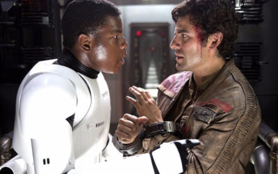Poe and Finn Characters Coming to Star Wars: Galaxy's Edge