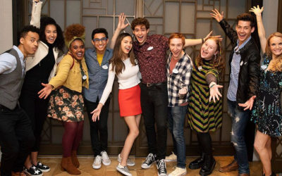 "Production Begins on Disney+ Show ""High School Musical: The Musical: The Series"""